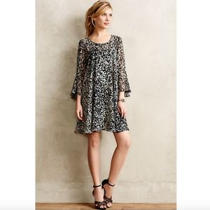 Paper Crown Anthropologie Droplets Dress